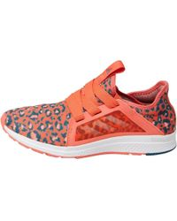adidas - Edge Lux Neutral Running Shoes Easy Coral/haze Coral/mystery Green - Lyst