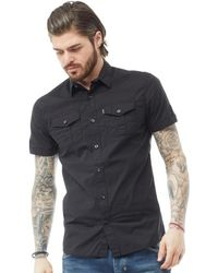 883 Police - Leandro Shirt Black - Lyst
