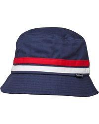 Ben Sherman - Cooper Bucket Hat Navy - Lyst