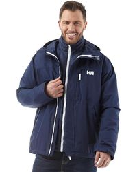 Helly Hansen - Squamish Cis 3 In 1 Jacket Evening Blue - Lyst