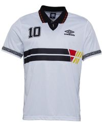 ac91d4ee70 New Look White Germany Football Polo Shirt in White for Men - Lyst