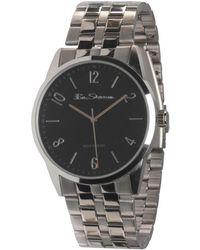 Ben Sherman - Quartz Bracelet Watch Silver - Lyst