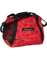 Reebok - One Series 30l Graphic Grip Bag Carotene - Lyst