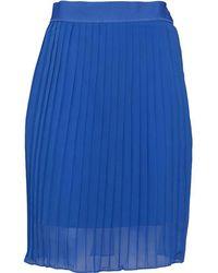 adidas Originals - Oceans Elements Pleated Skirt Aero Blue - Lyst