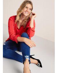 Violeta by Mango - Super Slim-fit Andrea Jeans - Lyst