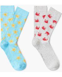 Mango - Socks - Lyst