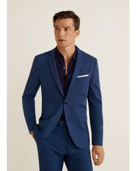 Mango - Super Slim-fit Suit Blazer - Lyst