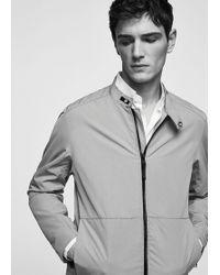 Mango - Jacket - Lyst