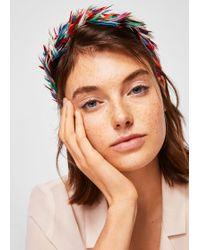 Mango - Hairband - Lyst