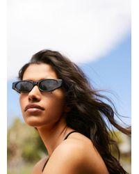 Mango - Acetate Frame Sunglasses - Lyst