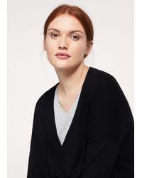 Violeta by Mango - V-neck Sweater - Lyst