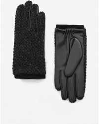 Mango | Gloves | Lyst