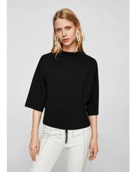 Mango | Dolman Sleeve T-shirt | Lyst