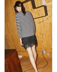 Marc Jacobs | Fringe Mini Skirt | Lyst