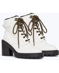 Marc Jacobs - Crosby Hiking Boots - Lyst