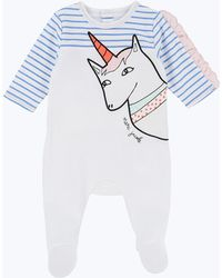 Marc Jacobs - Printed One-piece Pyjamas - Lyst
