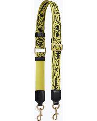 Marc Jacobs - Graffiti Thin Webbing Strap - Lyst