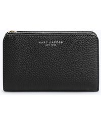 Marc Jacobs | Gotham Compact Wallet | Lyst
