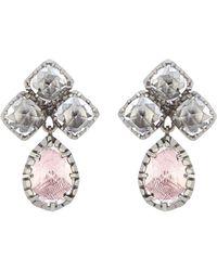 Larkspur & Hawk - Small Sadie Cluster Earrings - Lyst