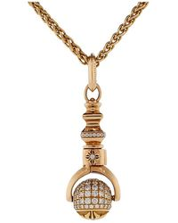 Shamballa Jewels - Nyima Pendant Necklace - Lyst