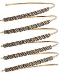 Mattia Cielo - Rugiada Five-circle Wrap Bracelet - Lyst