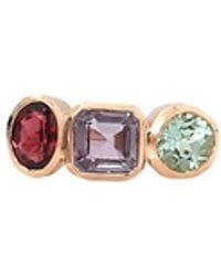 Irene Neuwirth - Mixed Tourmaline Ring - Lyst