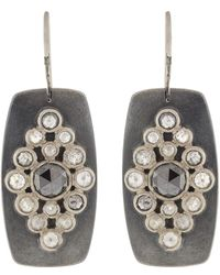 Todd Reed - Rose Cut Diamond Earrings - Lyst