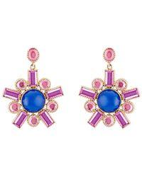Larkspur & Hawk - Cora Fancy Chandelier Earrings - Lyst
