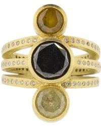 Todd Reed - Three Diamond Ring - Lyst