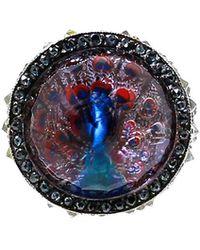 Sevan Biçakci - Carved Peacock Ring - Lyst