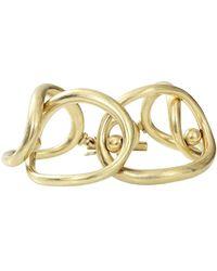 Vaubel - Overlap Oval Ring Bracelet - Lyst