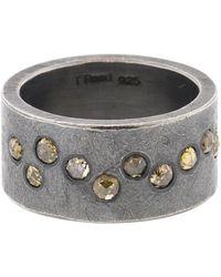 Todd Reed - Brown Rosecut Diamond Ring - Lyst