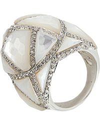 Kara Ross - Maze Byzantine Ring - Lyst