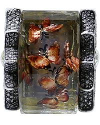 Sevan Biçakci - Carved Butterfly Garden Ring - Lyst