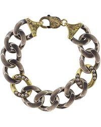 Sylva & Cie - Garconne Link Bracelet - Lyst