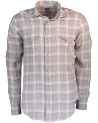 Eleventy - Texas Shirt - Lyst