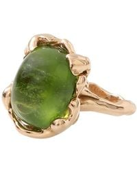 Lucifer Vir Honestus - Peridot Chicco Ring - Lyst