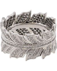 Stephen Webster - Pave Diamond Band Ring - Lyst