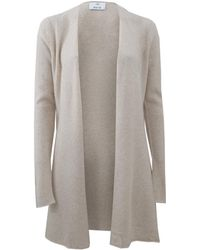 Allude Cashmere Open Cardigan w/ Tags Hot Cheap Manchester Great Sale Cheap Amazing Price Cheap Fashionable Cheap 100% Authentic WLppGwik