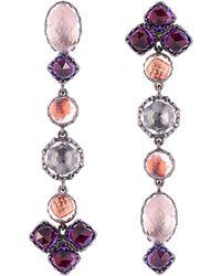 Larkspur & Hawk - Sadie Shoulder Duster Earrings - Lyst
