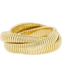 Sidney Garber - Three Band Rolling Bracelets - Lyst