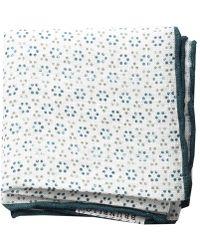 Brunello Cucinelli - Fancy Dot Pocket Square - Lyst