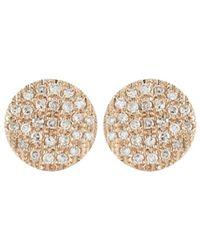 Dana Rebecca - Lauren Joy Medium Stud Earrings - Lyst