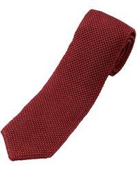 Brunello Cucinelli | Knit Tie | Lyst