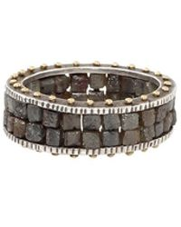 Todd Reed - Double Row Eternity Band - Lyst