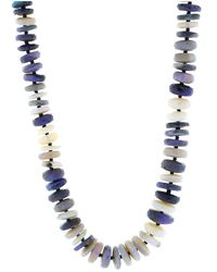 Irene Neuwirth - Opal Bead Necklace - Lyst