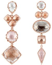 Larkspur & Hawk - Sadie Mismatched Earrings - Lyst