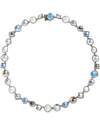 Larkspur & Hawk - Small Sadie Riviere Necklace - Lyst