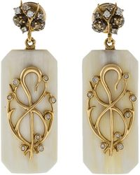 Federica Rettore - Alba Earrings - Lyst