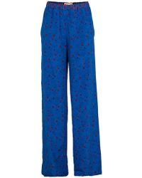 Marni - Middle Mist Pajama Pant - Lyst